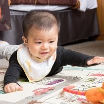 *【ウェルカムベビーのお部屋】赤ちゃんとファーストステイ(イメージ)