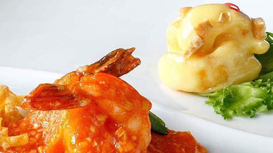**【美味少餐プラン(一例)】本格中国料理をほどよい量でご提供♪