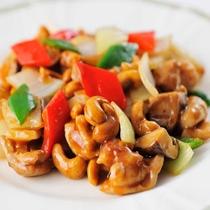 *【夕食・中国料理(一例)】