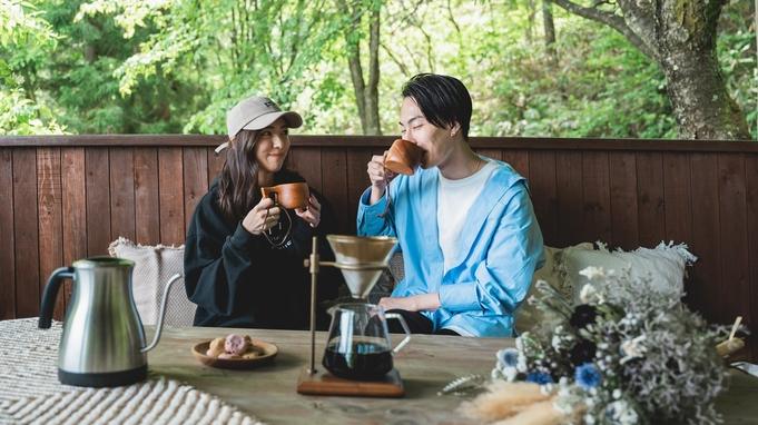 【期間限定】爽快!飯綱高原の大自然でバギーツアー体験◇家族で楽しむ贅沢グランピング