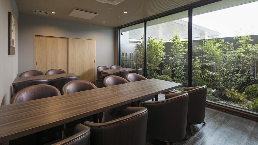<レストラン>シーサイドダイニング「宮島八景」 個室(16席)