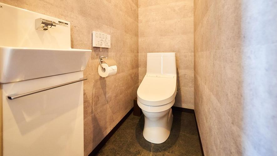 洗浄機能付きトイレ