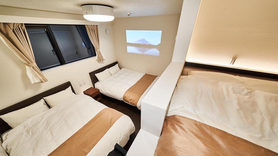 105_KonMari Style・寝室