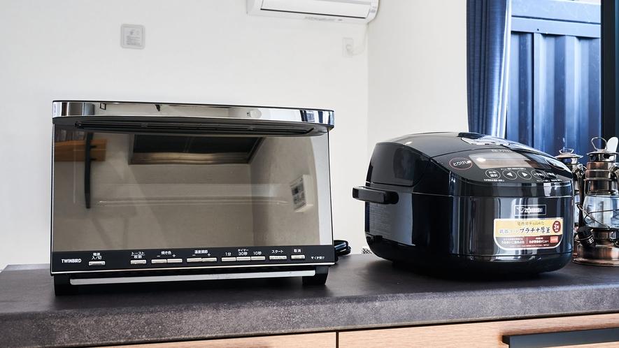 トースター・炊飯器
