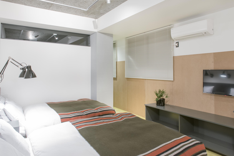 102号室:ツインルーム