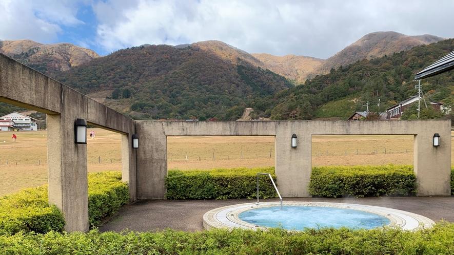 マキノ高原温泉さらさ