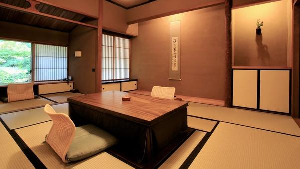 【十六番館】 和室 露天風呂付(禁煙)