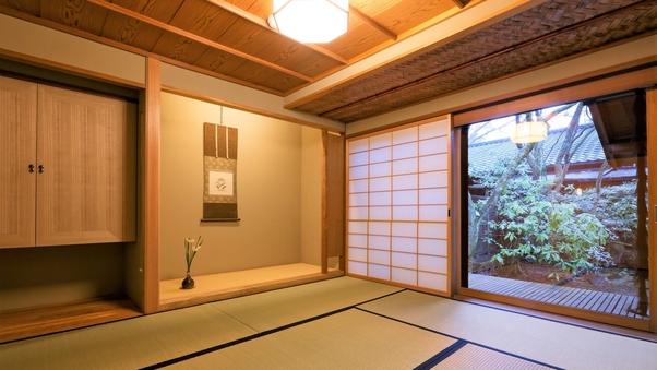【十五番館】和室 内風呂付(禁煙)