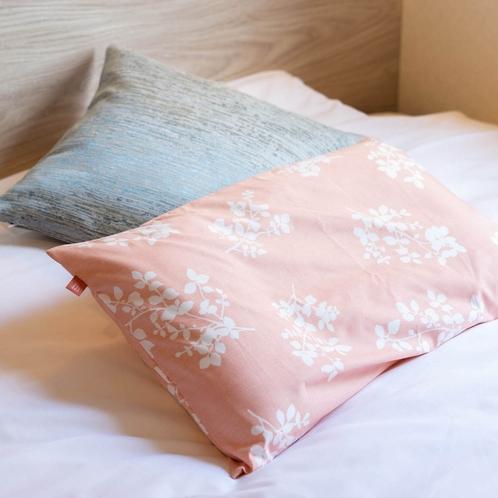 【レディースルーム】ぶんまくらブランドとコラボした快眠の大事な要素で女性向けに考えられた専用枕。
