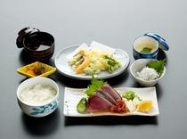 レストランメニュー☆土佐の黒潮膳☆¥1500