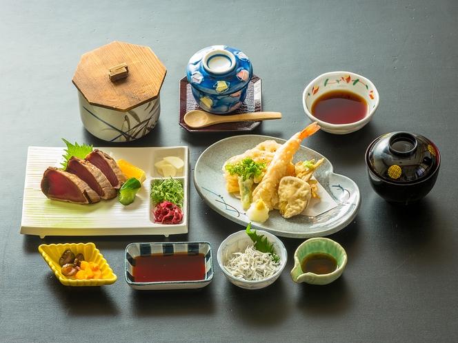 土佐黒潮定食