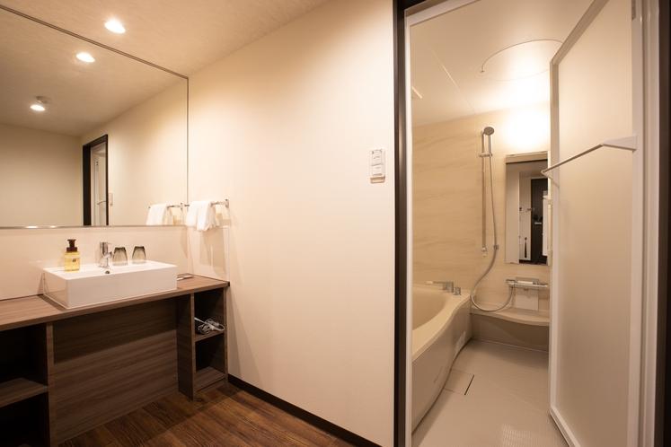 和洋室浴室