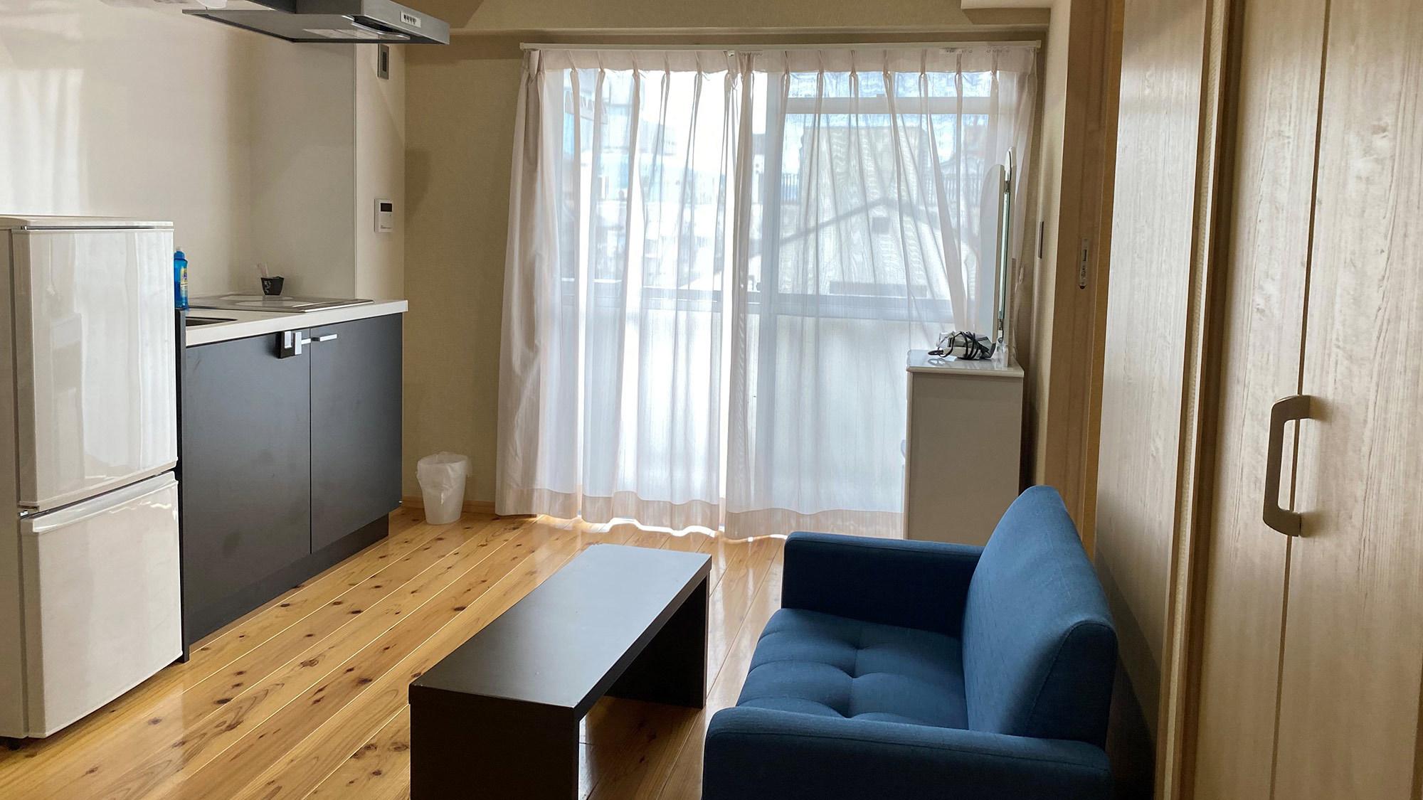 ・アパートメント シティビュー(303号室)