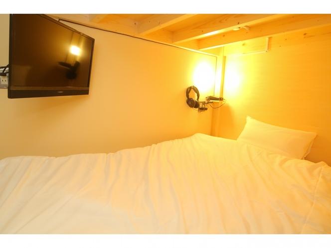 スタンダード・デラックスファミリールーム 二段ベッド 内装