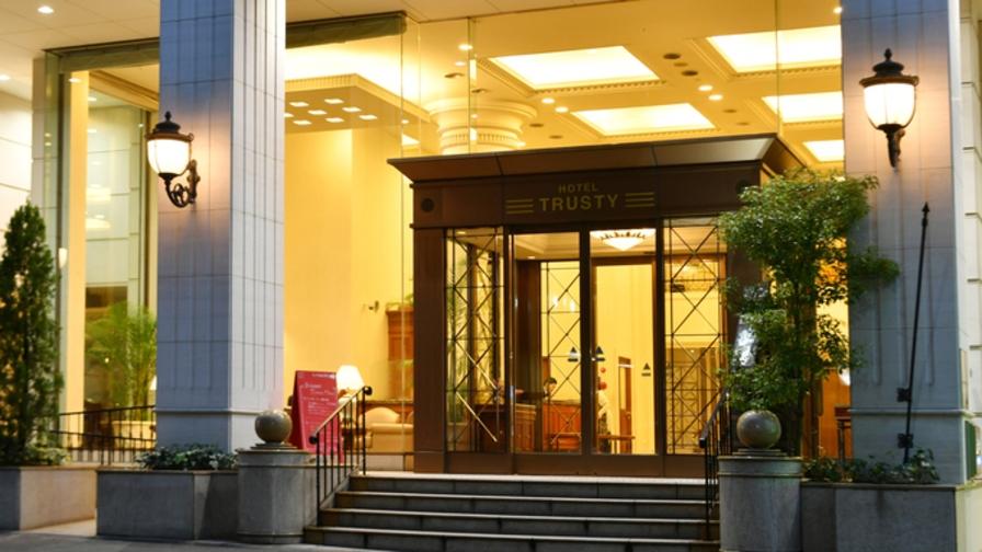 【栄駅2番出口より徒歩1分】シンプルプラン《素泊まり》