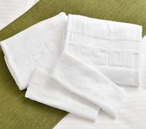 【客室備品】タオル類※バスルームにご用意しております。
