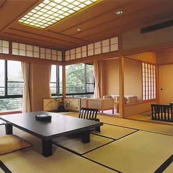 和室2間/和洋室【suite】約70〜90平米