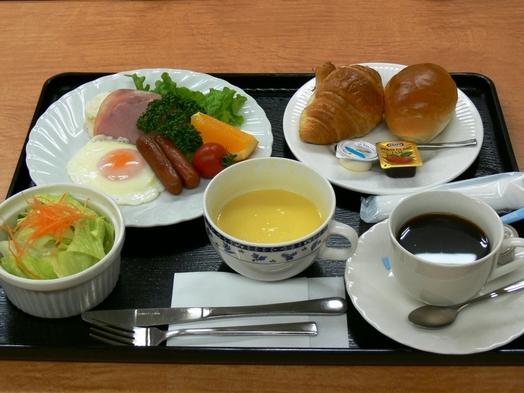 シングルルーム(禁煙) 朝食付き