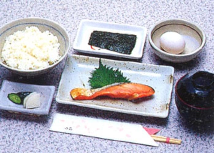 朝食例(和)