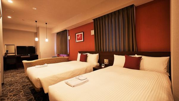 2ベッド和洋室