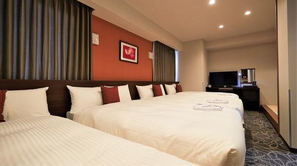 4ベッド和洋室