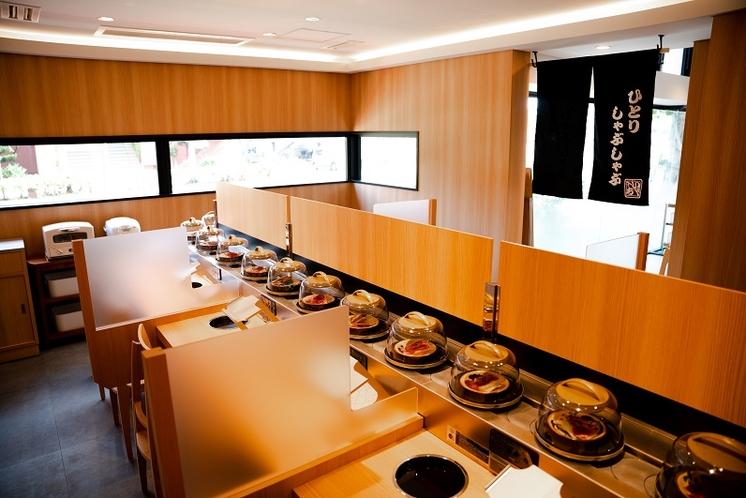 レストラン個室⑪
