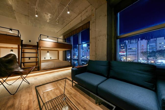 mizuka Nakasu 5−unmanned hotel−