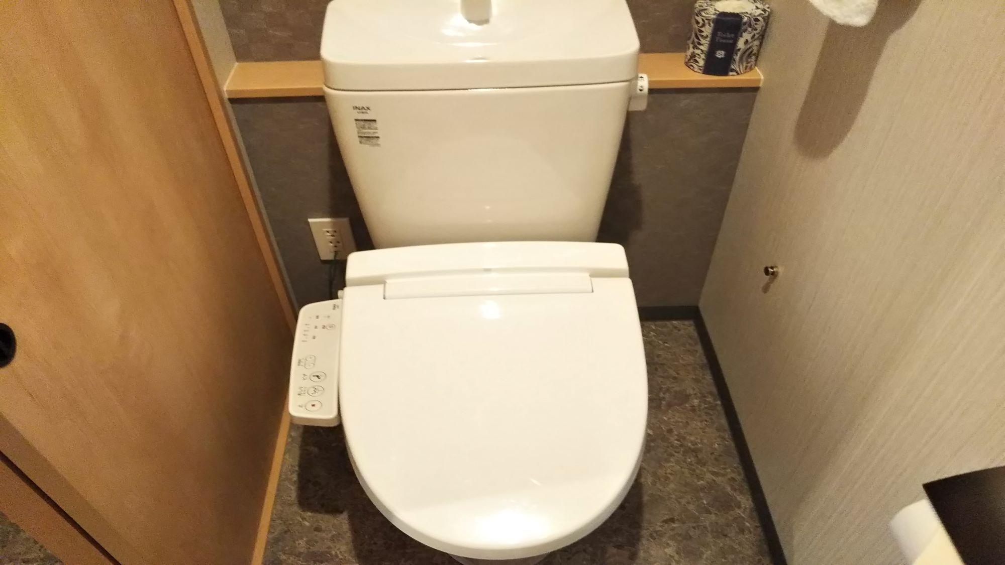 301号室 トイレ