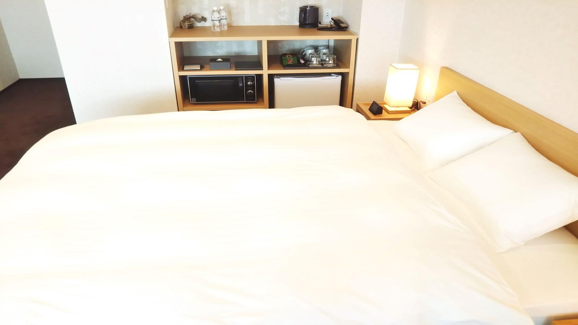 301号室 ベッド