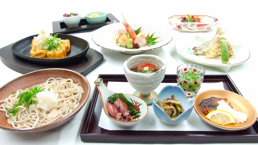 福井県の郷土料理イメージ