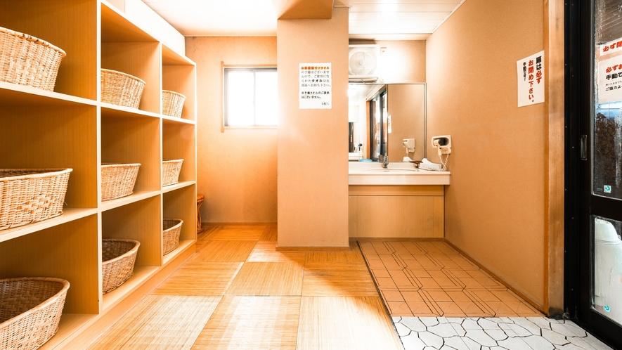 男性専用大浴場(ホテル内)
