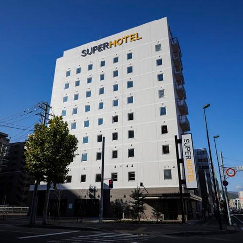 2020年10月28日GRAND OPEN スーパーホテル札幌・北5条通
