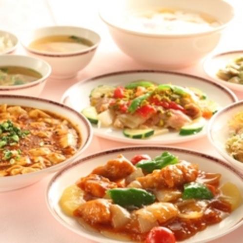 中華ディナープラン