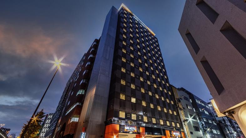 アパホテル<秋葉原駅北>(全室禁煙)(2020年12月15日開業)