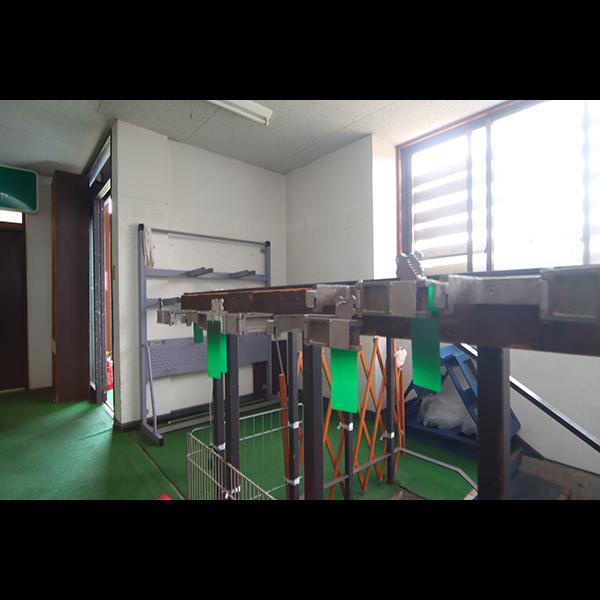 乾燥室◆スキー・スノーボードのチューンナップルームを完備。