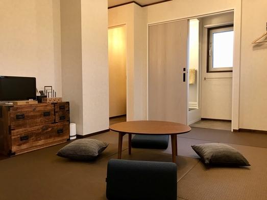 シンプルステイ 素泊まりプラン<ちょっと楽しい小さな宿>穂高駅から1.2km