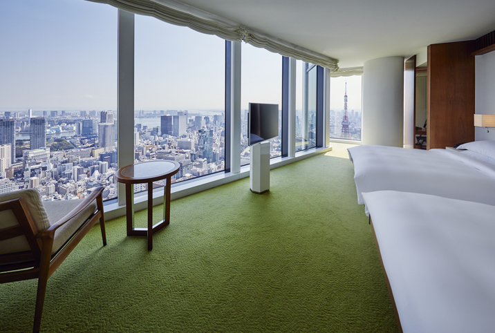 Andaz Bay View Suite