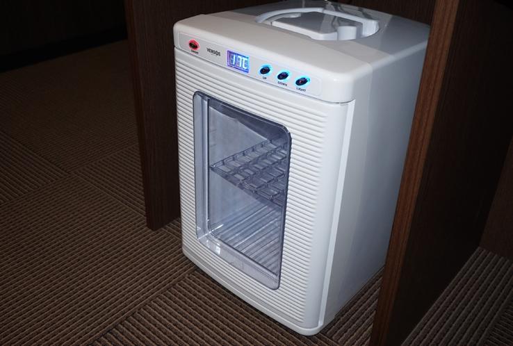 ◇客室備品◇ 冷蔵庫♪ 冷たいものは冷たいままに
