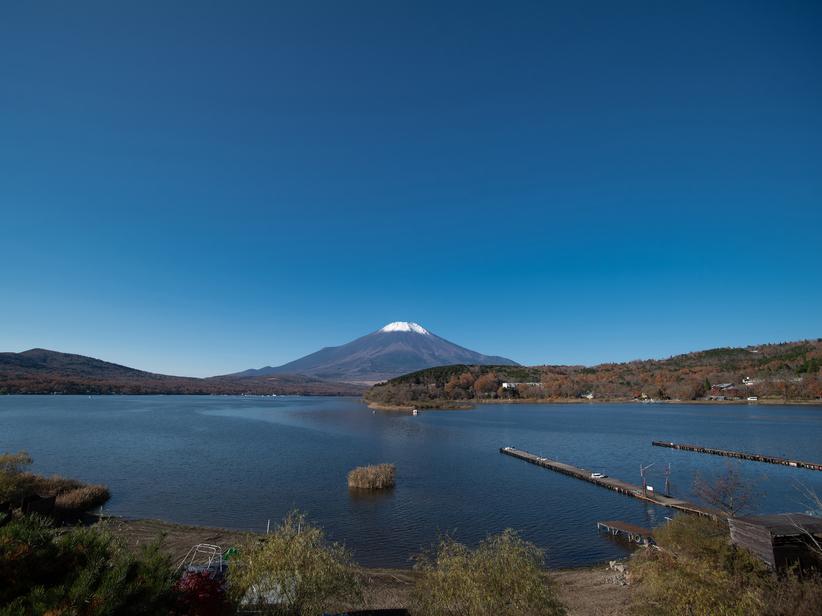 景観 富士山