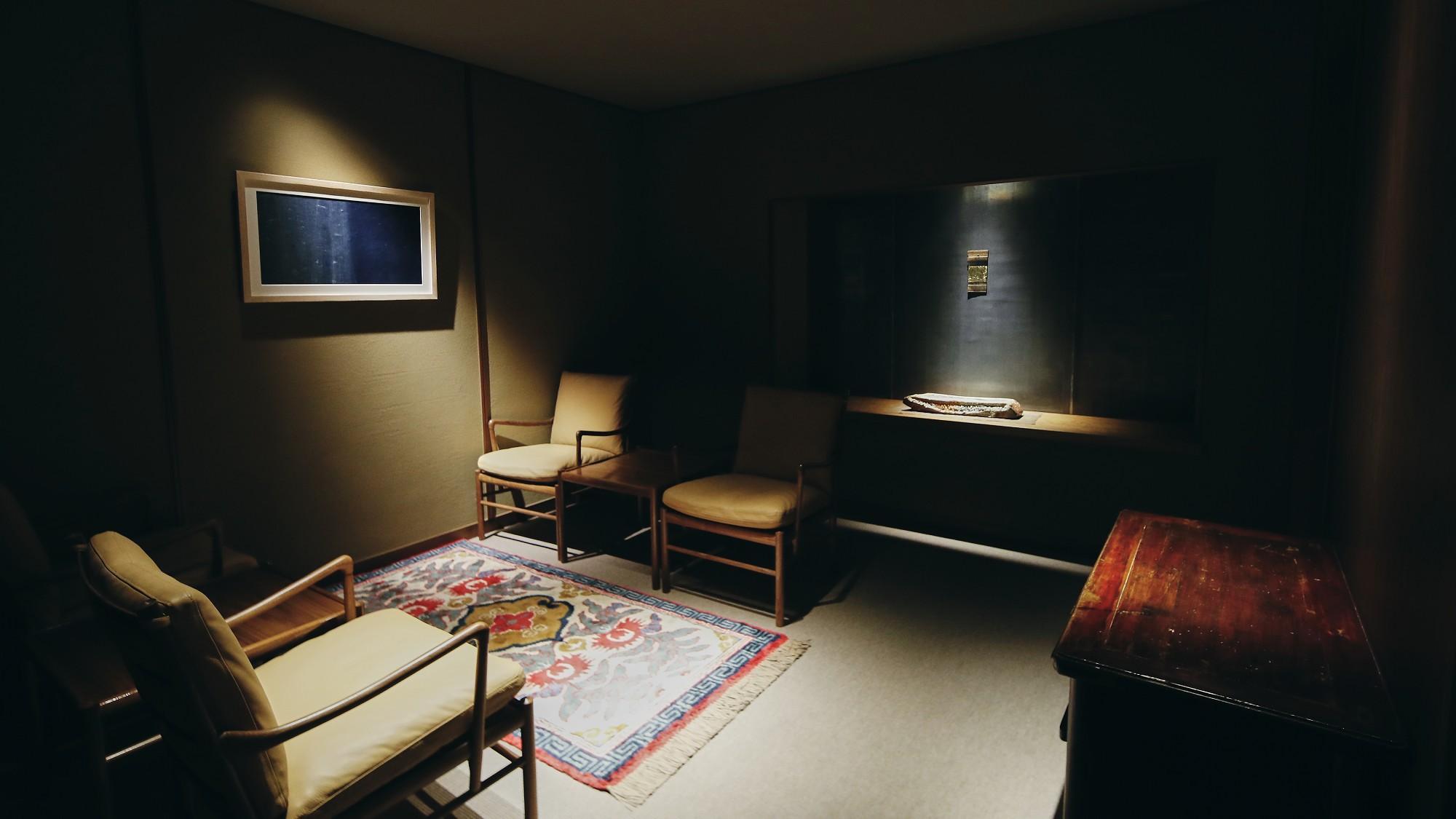 ジュニアスイート:客室