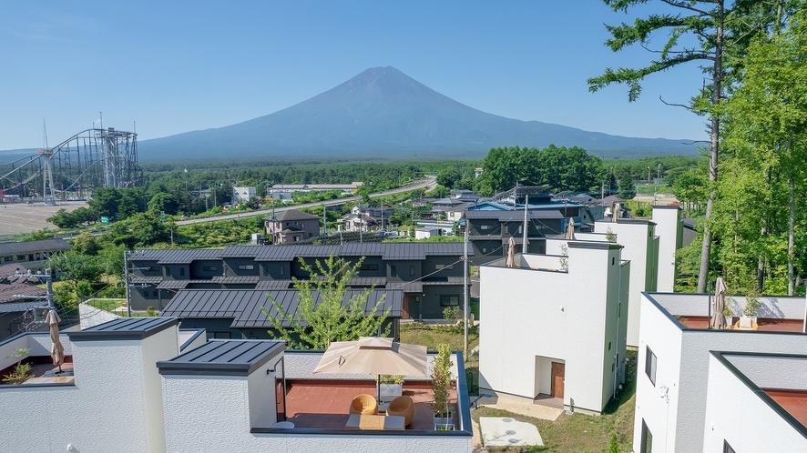 TOKIと富士山