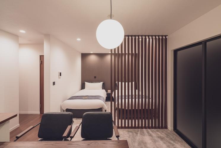 寝室(ルーフトップタイプ)