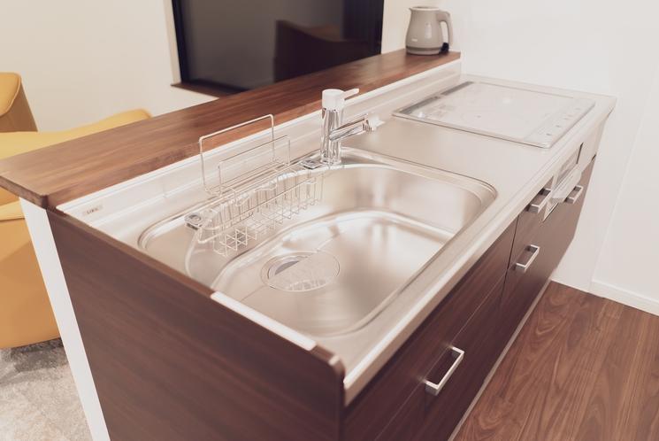 洗面台(ルーフトップタイプ)