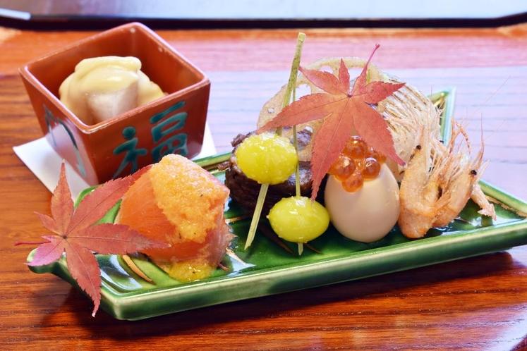笹一さん料理