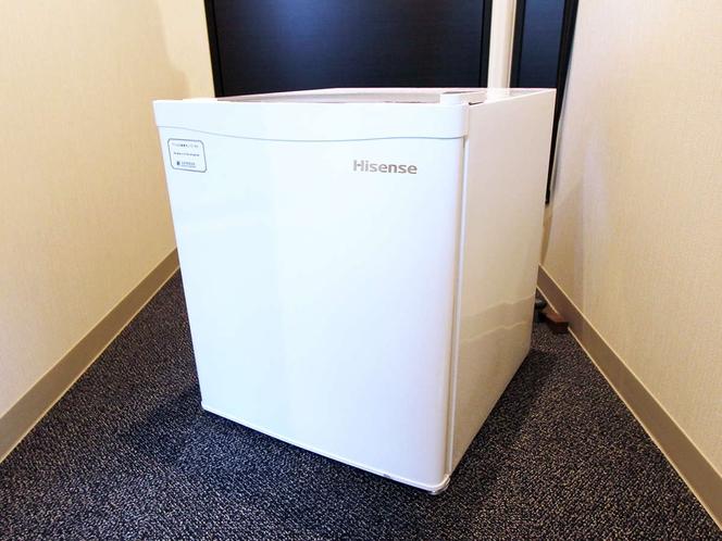 ◆冷蔵庫◆全室完備♪中は空になっております。