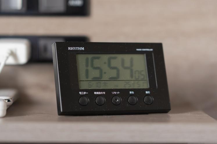 客室 時計