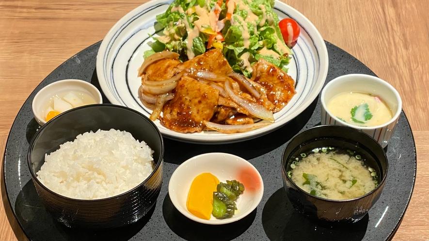 ◆定食メニュー