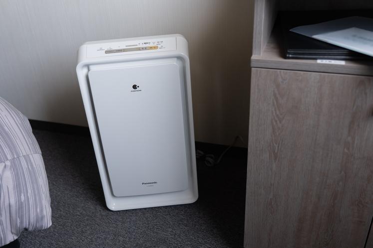 客室 空気清浄機