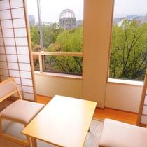 ◆和室(原爆ドーム側)※一例