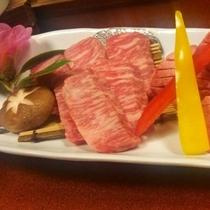 ◆グレードアップ肉会席プラン(2名様分)※イメージ